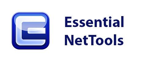 نرم افزار مدیریت شبکه (برای ویندوز) - Essential NetTools 4.4 Windows