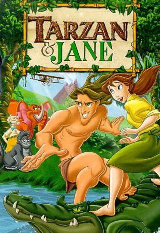 دانلود فیلم Tarzan amp Jane 2002