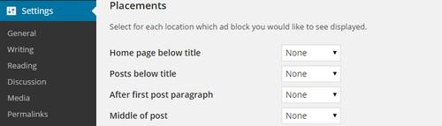 افزونه وردپرس مدیریت تبلیغات WP Advertize It