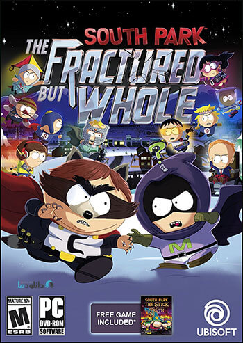 دانلود بازی South Park The Fractured But Whole Gold Edition برای کامپیوتر
