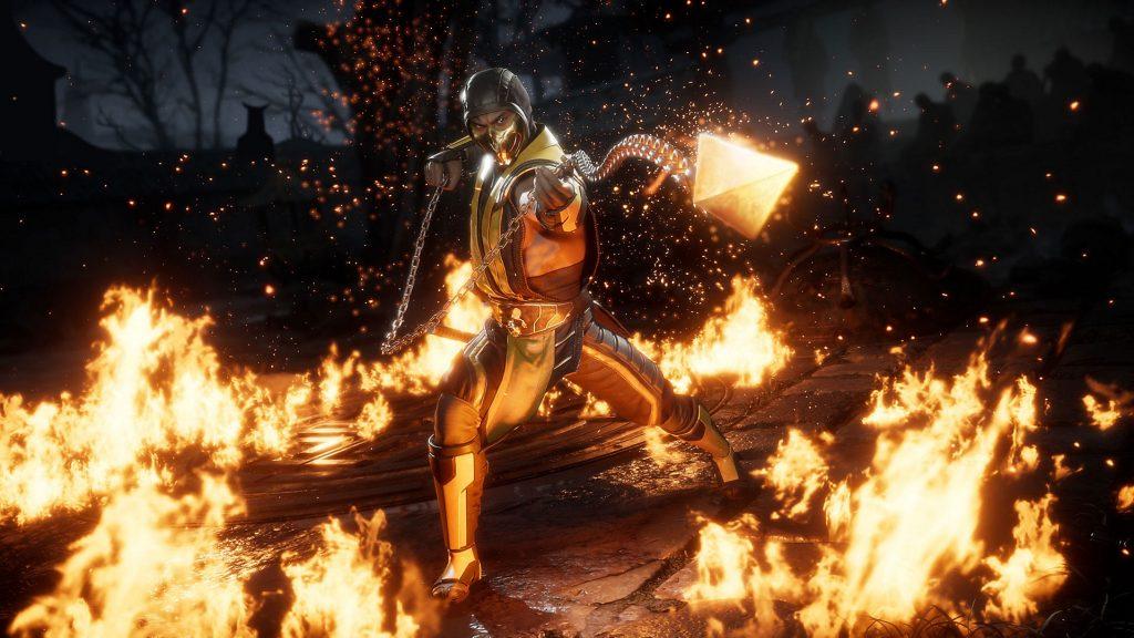 دانلود کرک بازی Mortal Kombat 11