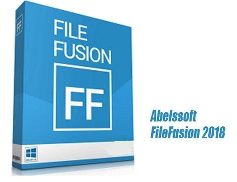 برنامه پاک کننده فایل های تکراری برای ویندوز Abelssoft FileFusion 2019 v2.24.193