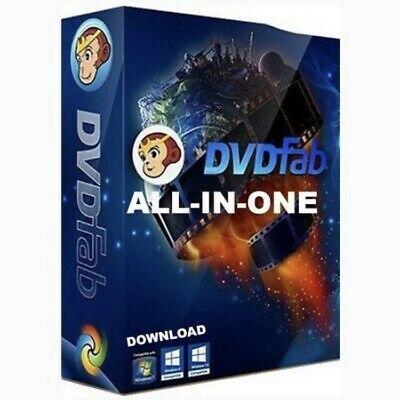 DVDFab All-In-One 10.0.8.7 مجموعه نرم افزار های رایت و کپی دیسک ها