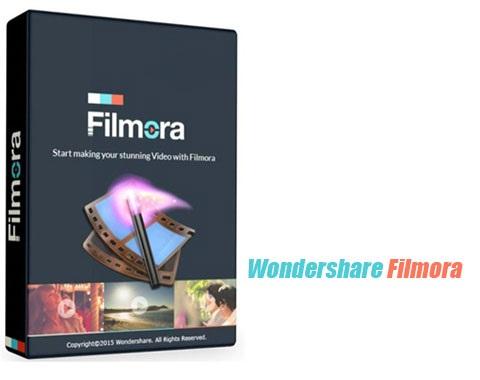 ویرایش فوق حرفه ای فیلم و ویدئو Wondershare Filmora 9.1.5.1