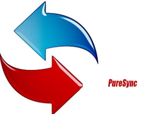 دانلود PureSync 5.0.2 پشتیبان گیری و مقایسه فایل ها