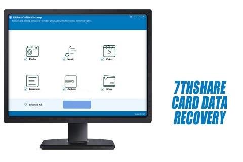 دانلود نرم افزار 7thShare Card Data Recovery 6.6.6.8 – بازیابی اطلاعات فلش و مموری