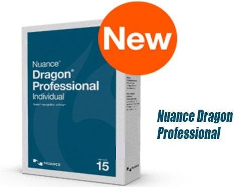 نرم افزار تبدیل گفتار به نوشتار Nuance Dragon Professional Individual 15.30.000.141