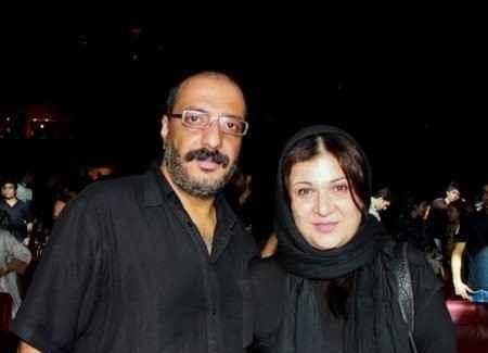 عکس جدید امیرجعفری در کنار همسرش