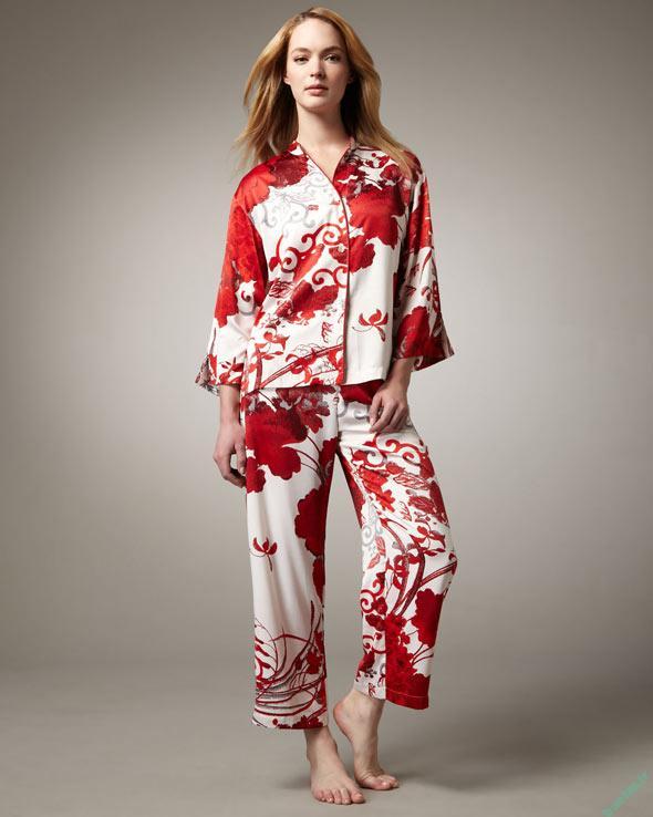 مد و زیبایی | مدل های زیبا و شیک لباس خواب زنانه سری جدید