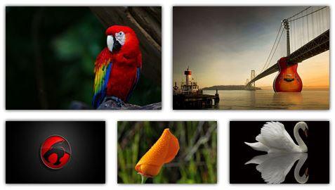 مجموعه متنوع تصاویر والپیپر جدید - Complex Wallpaper Pack 02