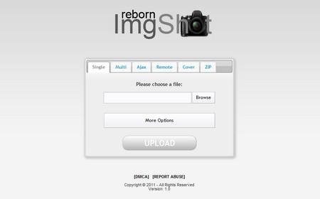 اسکریپت آپلودسنتر عکس ImgShot