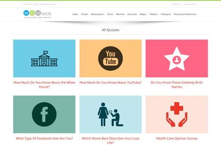 ایجاد آزمون آنلاین در جوملا با افزونه vQuiz