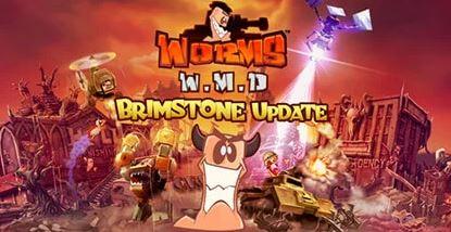 دانلود بازی Worms W.M.D – Brimstone Update برای کامپیوتر