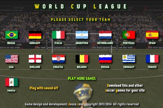 بازی آنلاین جدید ضربات پنالتی