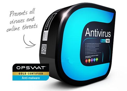 آنتی ویروس رایگان کومودو (برای ویندوز) - Comodo Antivirus 12.0.0.6882 Windows