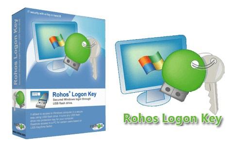 نرم افزار قفل کردن کامپیوتر با فلش مموری (برای ویندوز) - Rohos Logon Key 2.9 Windows
