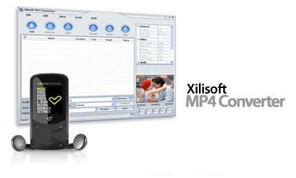 نرم افزار تبدیل انواع فیلم به فرمت MP4 (برای ویندوز) - Xilisoft MP4 Converter v6