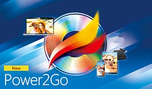 نرم افزار رایت حرفه ای (برای ویندوز) - CyberLink Power2Go Platinum 13.0.0523.0 Windows