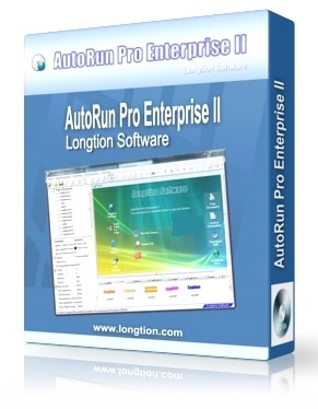 نرم افزار ساخت اتوران برای CD و DVD های مالتی مدیا - Longtion AutoRun Pro Enterprise II v6