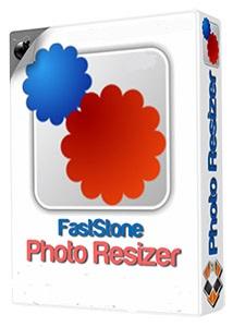 نرم افزار تغییر سایز تصاویر (برای ویندوز) - FastStone Photo Resizer 4.3 Windows