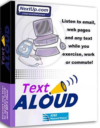 نرم افزار خواندن متن و تبدیل آن به فایلهای صوتی (برای ویندوز) - NextUp TextAloud 4.0.32 Windows