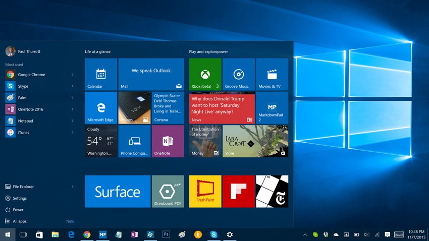 Windows 10 Business Editions 1903 Build 18362.295 August 2019 VL ویندوز 10