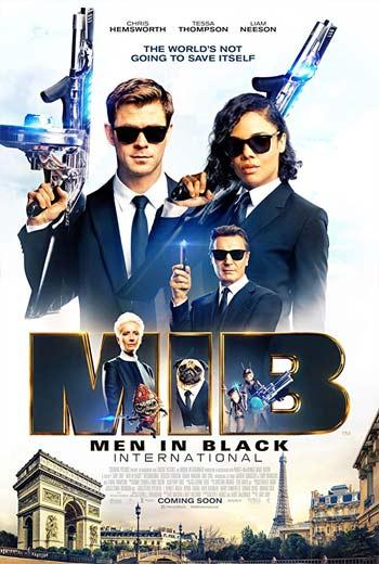 دانلود فیلم مردان سیاهپوش: بینالمللی Men in Black: International 2019