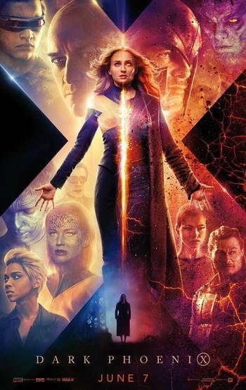 دانلود فیلم ققنوس تاریک Dark Phoenix 2019