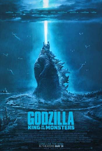 دانلود فیلم گودزیلا 2 : سلطان هیولاها Godzilla: King of the Monsters 2019