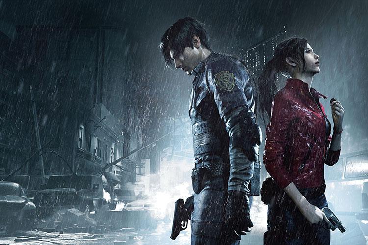 تصاویر جدید بازی Resident Evil 2 Remake در گیمزکام 2018