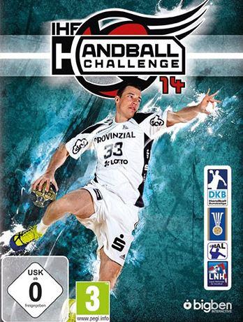 بازی هندبال (برای کامپیوتر) - IHF Handball Challenge 14 PC Game
