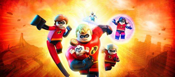 بازی لگو، نسخه شگفت انگیزان، آپدیت دوم (برای کامپیوتر) - LEGO The Incredibles PC Game