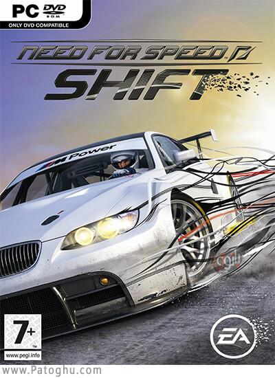 دانلود بازی Need for Speed Shift نید فور اسپید شیفت برای کامپیوتر