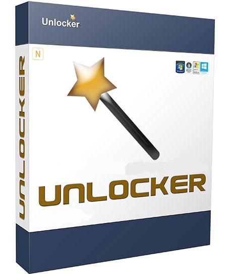 نرم افزار پاک کردن فایل های غیر قابل حذف (برای ویندوز) - Unlocker 1.9.2 Windows