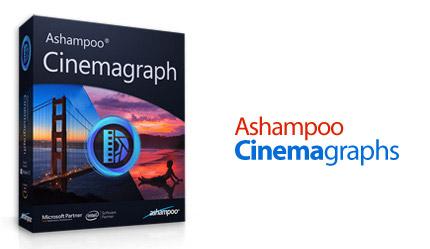 نرم افزار ایجاد سینماگراف (برای ویندوز) - Ashampoo Cinemagraphs 1.0.1 Windows