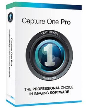 نرم افزار ویرایش عکس (برای ویندوز) - Phase Capture One Pro 10.1 Windows