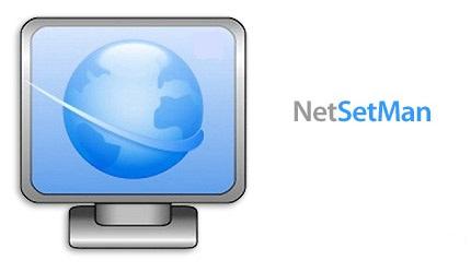 نرم افزار مدیریت ابزارها و تنظیمات شبکه - NetSetMan v3.2