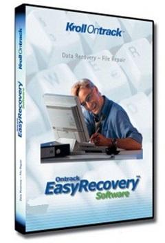 نرم افزار بازیابی فایل های پاک شده - Easy Recovery 10