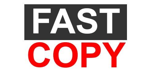 نرم افزار کپی سریع فایل ها (برای ویندوز) - FastCopy 3.85 Windows