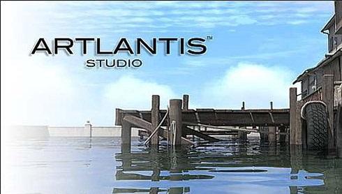 نرم افزار طراحی داخلی و نمای خارجی ساختمان (برای ویندوز) - Artlantis Studio 8.0.2.20052 Windows