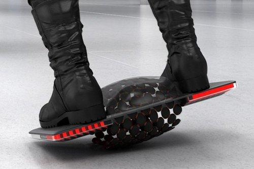 تایرهای عجیب و غریب برای وسایل نقلیه آینده (+عکس)