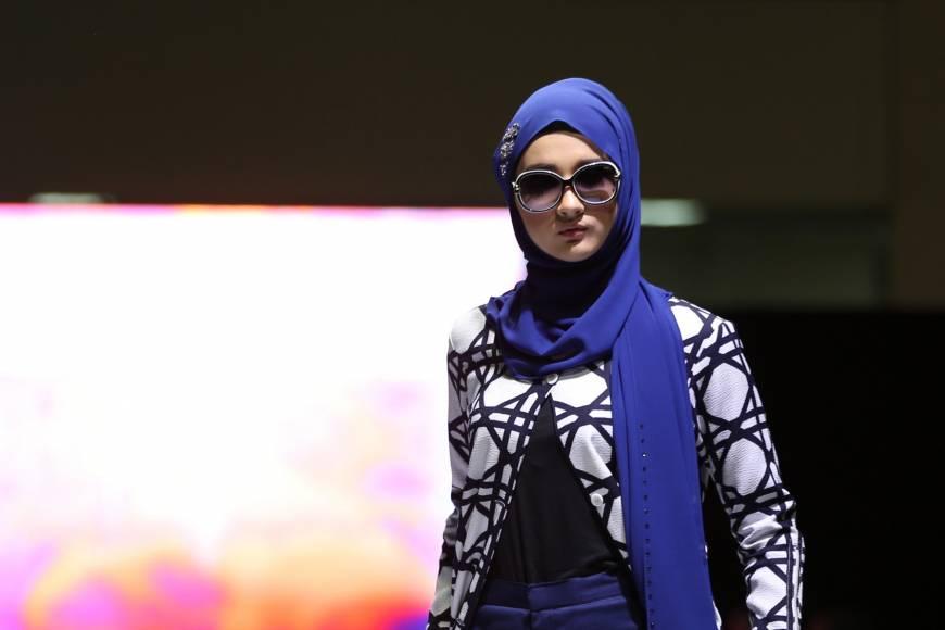 اولین نمایش مد و پوشاک اسلامی در توکیو + عکس