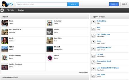 اسکریپت موتور جستجوی موزیک TanMp3 نسخه 4.0