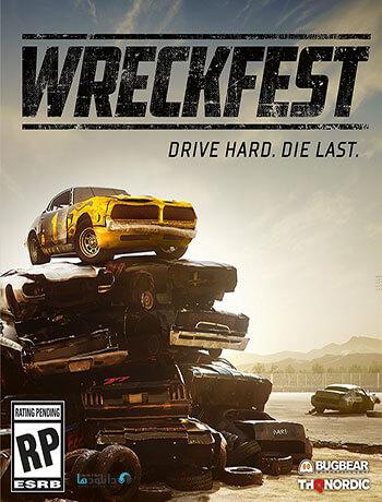 دانلود بازی Wreckfest + Update v1.252065 برای کامپیوتر