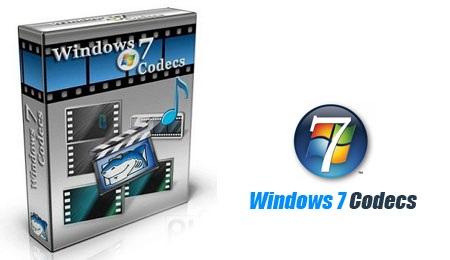 نرم افزار کدک های مالتی مدیا ویندوز سون Windows 7 Codecs Advanced 5.0.8