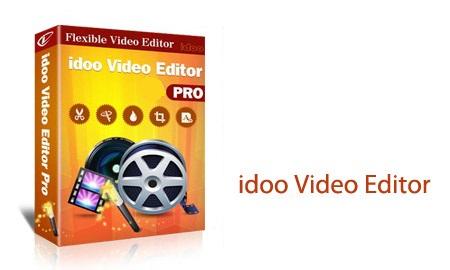 نرم افزار ویرایشگر ویدئو idoo Video Editor Pro 3.6.0 DC 20.09.2017