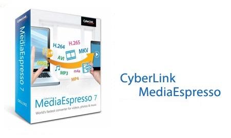 نرم افزار مبدل فرمت های مالتی مدیا CyberLink MediaEspresso Deluxe 7.0.6423