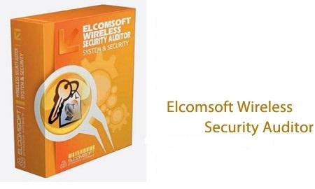 نرم افزار مدیریت شبکه های Wireless با Elcomsoft Wireless Security Auditor Pro 5.9.359