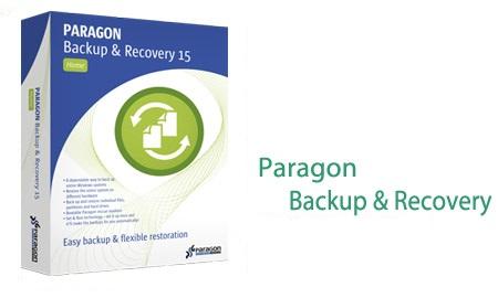 نرم افزار پشتیبان گیری Paragon Backup & Recovery 16 v10.2.0
