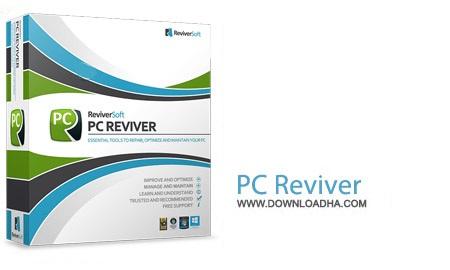 نرم افزار بهینه سازی و افزایش سرعت ویندوز PC Reviver 3.8.1.2